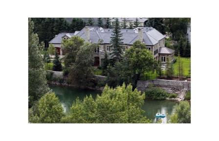 The most expensive house ever to sell in Calgary has sold for $10.3 million. The property backs on to the Elbow River downstream from Stanley Park.