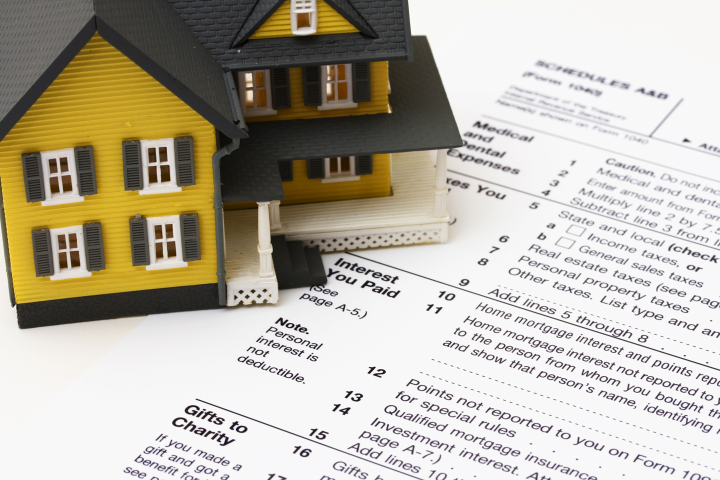 Can Property Tax Be Deducted From Income Tax In Canada