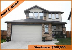 Price Drop - 244 Hawkmere WY