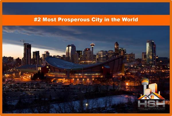 Prosperous Calgary Picture