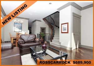 Rosscarrock JUST LISTED