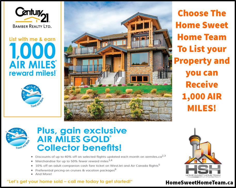 Air Miles Poster