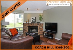JUST LISTED- 205 Coachhill Lane SW