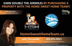 Airmiles Buyers Ad- Julie Vesuwalla